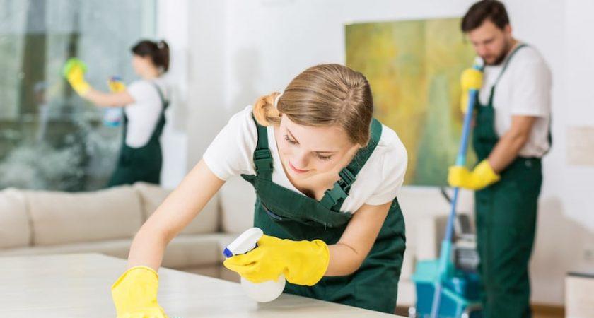Pleine croissance pour le nouveau concept Home Clean Heroes